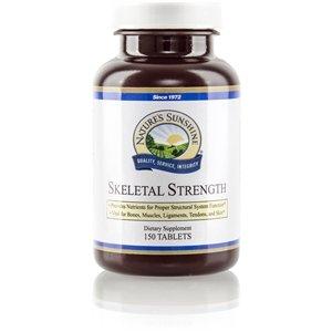 Skeletal Strength Mineral & Herbal 150 Tabs