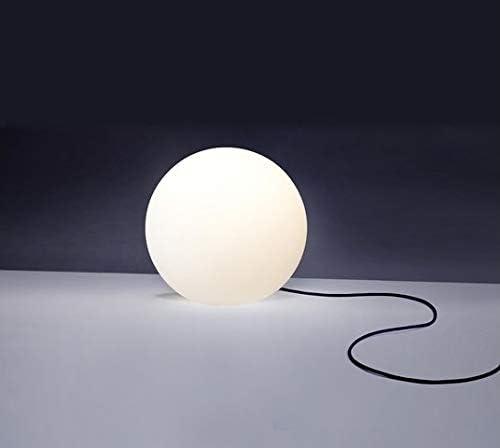 Luci a sfera 3er Set Ø 20 25 e 30 cm Sfera Decorazione Lampade Sfera e27 LAMPADE ESTERNO