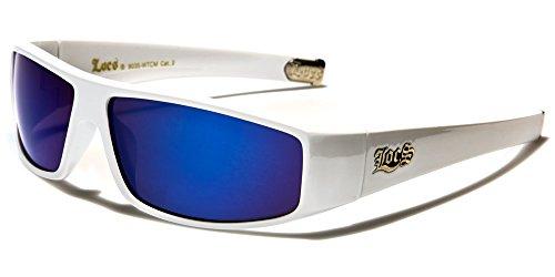 locs sunglasses white - 5