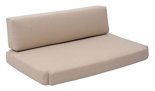 Zuo Modern Bilander Sofa Cushion, Beige