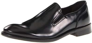 John Varvatos Star USA Men's Hallowell Loafer, Black, 7 M US