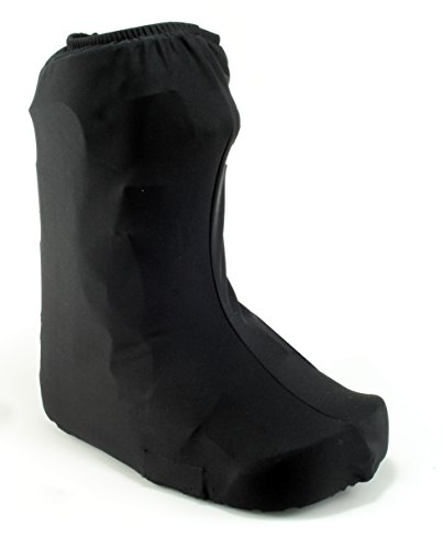 My Recovers Walking Boot Cover for Medical Boot, Fashion Boot Cover in Black, Short Boot, Made in USA, Medical Fashion (Small) ()