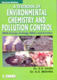 Textbook of Environmental Chemistry and Pollution Control pdf epub