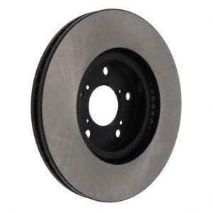 Centric 120.40075 Front Disc Brake Rotor ()