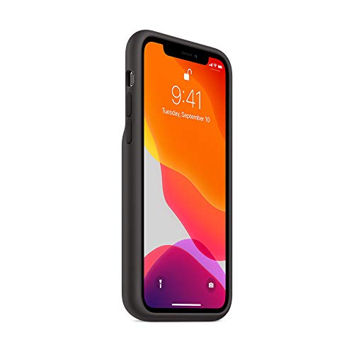 Apple Smart Battery Case with Wireless Charging (for iPhone 11 Pro) – Black