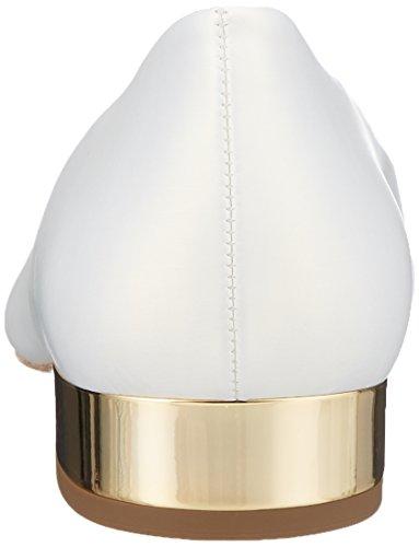 10 Donna H 5 Ballerine Bianco Perlwei 2097 gl OqEaxEwF1