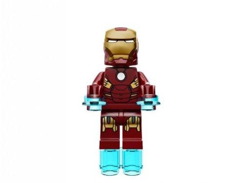 Lego Super Heroes Iron Man Mark 7 (Iron Man Mark 7)