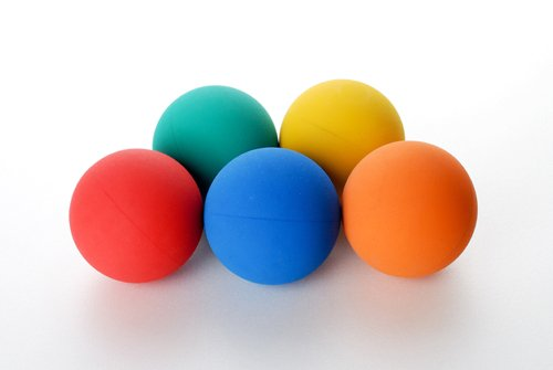Pro Court Ultra Bounce Racquetball, Handball (Pack of 5) – DiZiSports Store