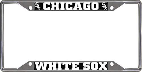 FANMATS MLB - Chicago White Sox License Plate Frame