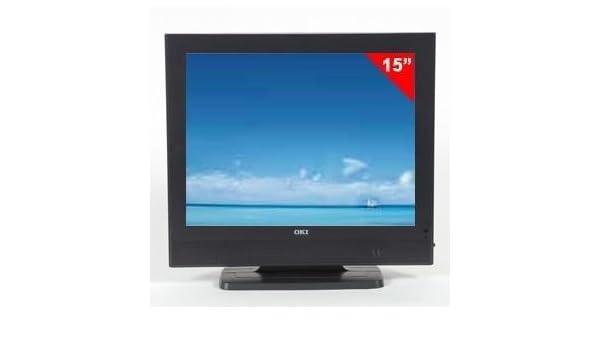 OKI TV 15 BLK- Televisión, Pantalla 15 pulgadas: Amazon.es ...