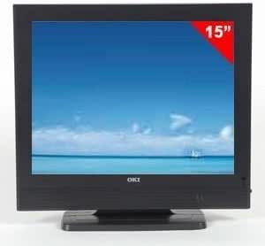 OKI TV 15 BLK- Televisión, Pantalla 15 pulgadas: Amazon.es: Electrónica