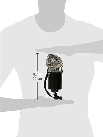 Valeo 579151 Motor del limpiaparabrisas: Amazon.es: Coche y moto