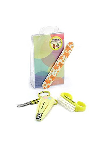 Tweezerman Children's Care Kit: Baby Nail Clipper+ Baby Nail