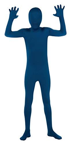 Child's Blue Second Skin Suit, -