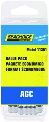 Seachoice Agc Fuse Value Pk 5x5 25pc Sc11361