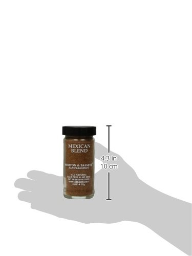 Morton & Basset Spices, Mexican Blend, 2 Ounce (Pack of 3) by Morton & Bassett (Image #3)