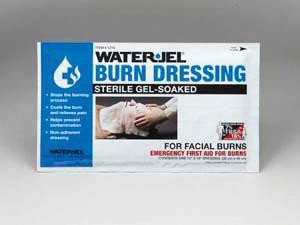 Water-Jel® Technologies 12'' X 16'' Foil Pack Sterile Gel-Soaked Burn Dressing
