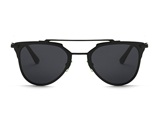 Heartisan Retro Anti-UV Oval Lens Full Rim Frame Sunglasses for Womens - Womens Sunglasses Costco