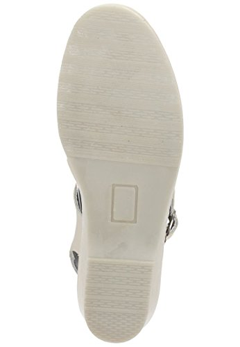 Sand Comfortabel 710704 Damen Leder Beige Sandalen 8 PEqfEp