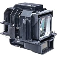Replacement Lamp with Housing for NEC NP-P452H with Genuine Original Philips Bulb Inside - FREE Shipping