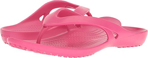 Crocs Women's Kadee II W Flip-Flop, Paradise Pink, 6 M US
