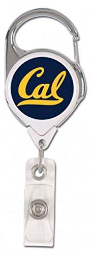 University of California UC Berkeley Premium Badge Reel Id Holder