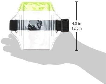 BAU66860 Baumgartens Reflective Armband Badge Holder 3 Pack