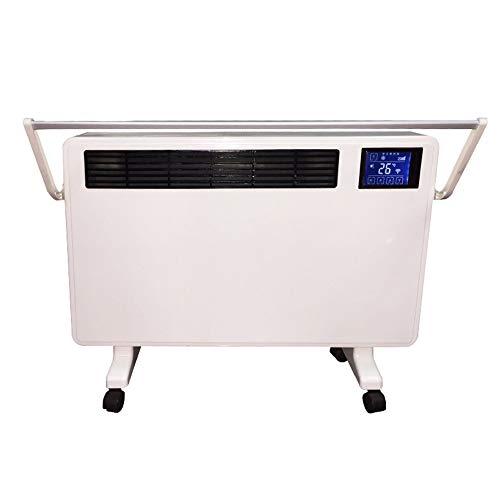 Calefacción LHA 2000 W Conversión de frecuencia Inteligente Calentador eléctrico Cuarto de baño Hogar Velocidad de Ahorro...