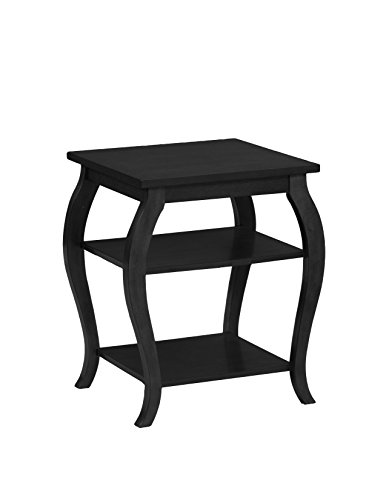Powell 15A8141 Panorama Table, Black