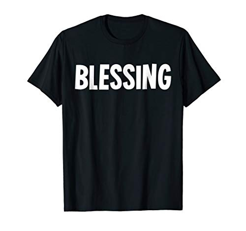 Blessing in Disguise Funny Halloween Costume Idea T-Shirt -