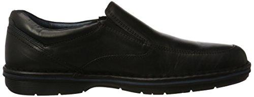 M1f i17 Loafers Lugo Black Mocassins Noir Pikolinos Homme 54nHdxw5qI