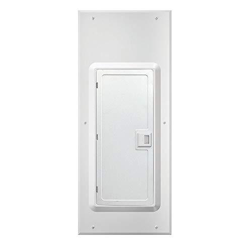 (Leviton LDC30 30-Space Indoor Load Center Cover and Door, NEMA 1, Flush/Surface Mount)