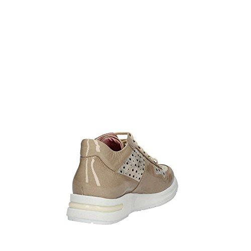 Beige Chaussures Callaghan Avec 92108 Sport Basses Femmes Coin De TxqBz8x1w