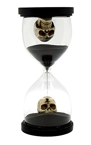 Large Hourglass (Large Skull Sand Timer - 10)