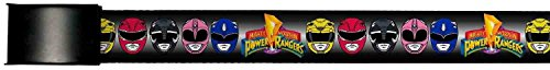 Power Rangers Helmets Mesh Belt
