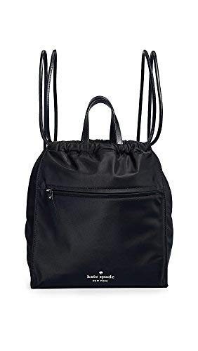 Kate Spade New York Women's Faye Backpack Black One Size [並行輸入品] B07K1JLS9W