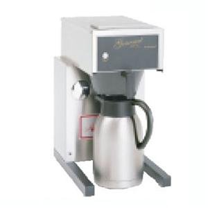 Bloomfield 8785-AL Gourmet 1000 Thermal Brewer, Pour-Over Option, 14'' Depth, 10'' Width, 17 3/4'' Height