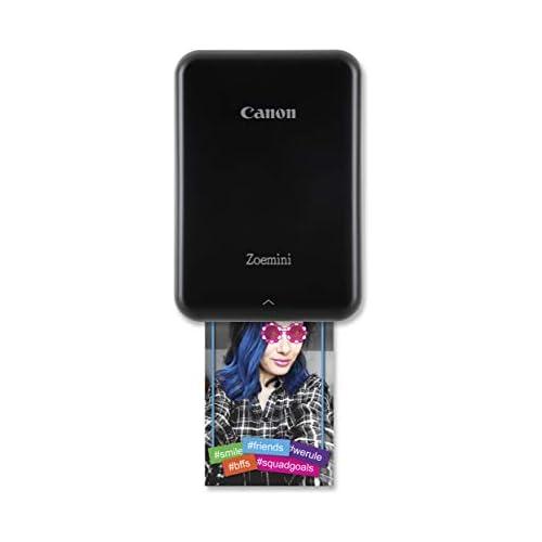 chollos oferta descuentos barato Canon Zoemini Pv 123 Mini Impresora Bluetooth USB 314 x 600 PPP Canon Mini Print Color Negro