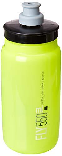 Fly Bottle Water - Elite 130160448 Fly Yellow Fluo Black Logo 550ml