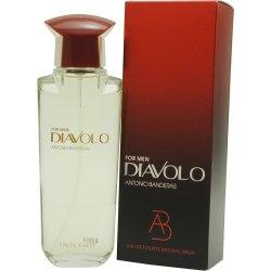 (Diavolo by Antonio Banderas EDT Spray 3.4 OZ - Mens)