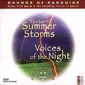 Sounds Ranking TOP20 of Paradise: Nocturnal Summer Spring new work Storms