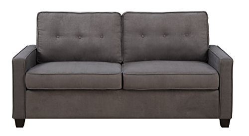 pulaski track arm sofa in vernon slate ready to assemble