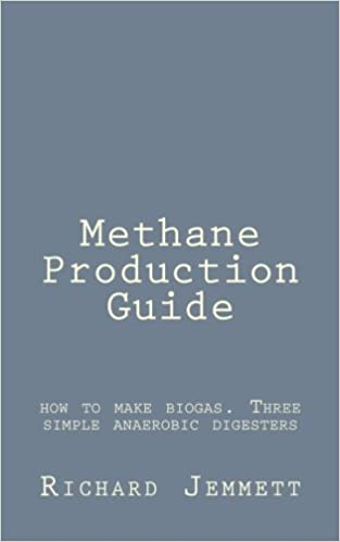 Methane Production Guide - how to make biogas  Three simple