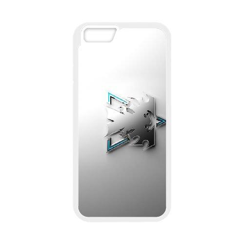 Starcraft Ii 5 coque iPhone 6 Plus 5.5 Inch cellulaire cas coque de téléphone cas blanche couverture de téléphone portable EEECBCAAN00933