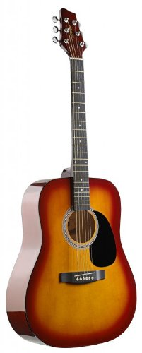 stagg-sw201cs-dreadnought-acoustic-guitar-with-steel-strings-cherryburst