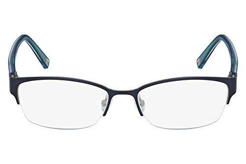 Óculos De Grau Marchon Nyc M-Yorkville 320/53 Verde Azulado