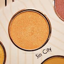Makeup Geek Eyeshadow (Sin City) (Urban Decay Eye Shadow Sin)