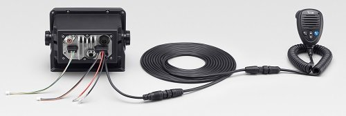 Radio Manual Icom (ICOM IC-M506 31 Fixed Mount VHF with Hailer, N2K, Rear Mic)