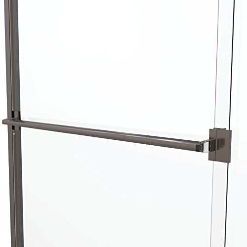 """Basco Classic to 60"""" Door 3/16"""" oil rubbed 70"""" height"""