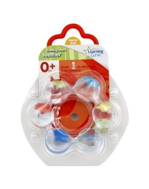 The First Years Learning Curve Floating Stars Teether from TOMY